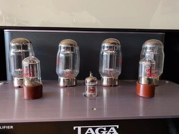 Vente: Amplificateur à tubes Taga TTA-1000