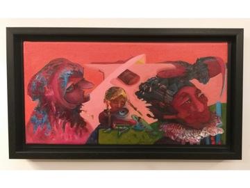 Sell Artworks: Three Musketeers 1