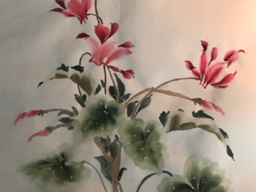 Selling with online payment: Sincere Cyclamen