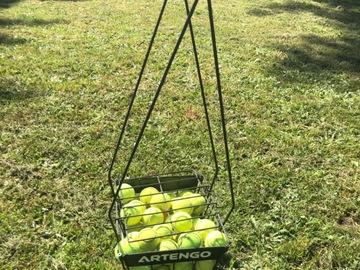 Vente: Vends Panier de balles de tennis