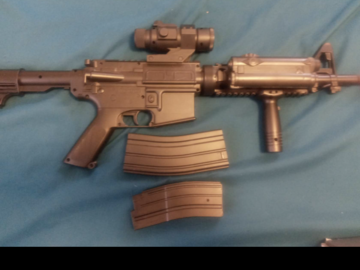 Selling: Airsoft guns