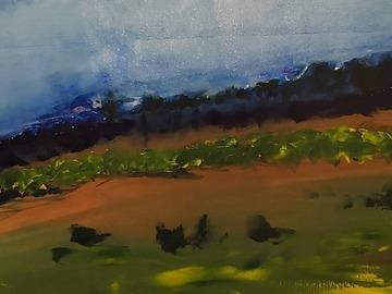 Sell Artworks: Hillside