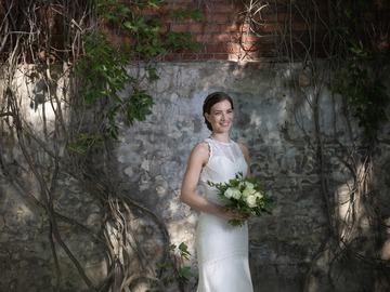 Ilmoitus: Enzoanin merenneitomallinen pitsinen mekko koko 36