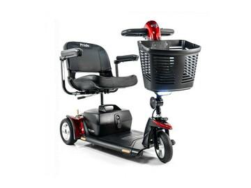 SALE: Pride Mobility Go-Go Elite Traveller Plus 3-Wheel