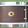"""Selling with online payment: Very RARE 1920s  P'Mico """"Major"""" 5 1/2 x 14 tube lug snare drum"""