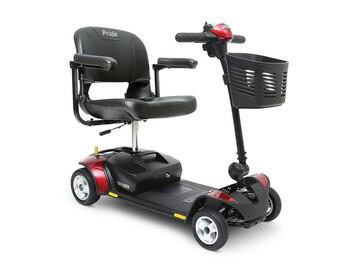 RENTAL: 4-Wheel Travel Scooter Rental | Monthly | New York City