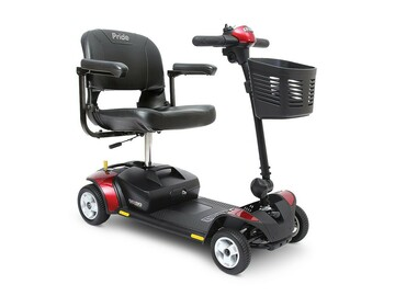 RENTAL: 4-Wheel Travel Scooter Rental | Weekly | New York City