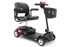RENTAL: 4-Wheel Travel Scooter Rental   Weekly   New York City