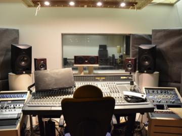 Vermieten: Postproduktion Tonstudio