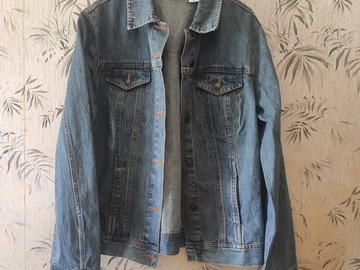 Selling without online payment: Jean Jacket