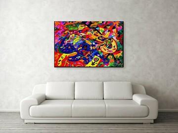 Sell Artworks: Money
