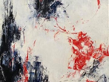 Sell Artworks: Red Whisper