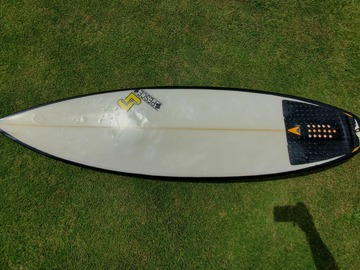 """For Rent: 6'0"""" Pesce Shortboard"""