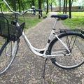 Myydään: 3 Gear Bike + Lock