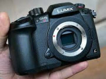 For Rent: Lumix GH5s