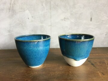 Selling with online payment: Porcelain Coffee Cups