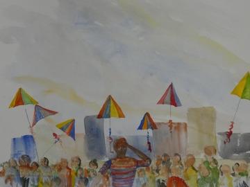 Sell Artworks: Le Bain d ' Hiver
