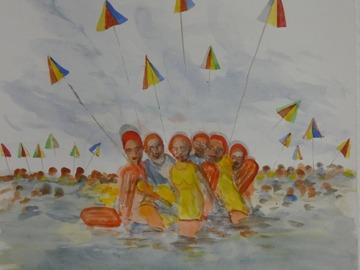 Sell Artworks: Bande à l' eau