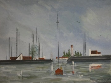 Sell Artworks: Port Hollandais