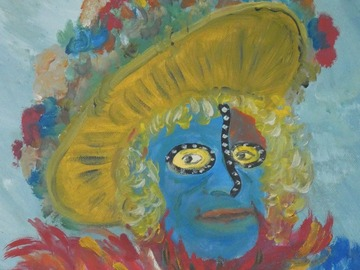 Sell Artworks: L' homme Bleu