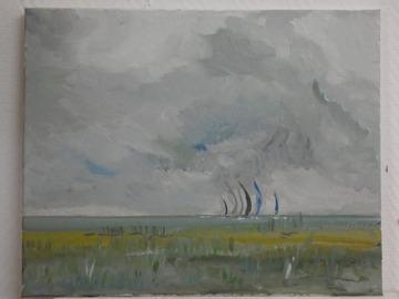 Sell Artworks: paysage marin