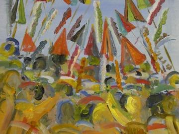 Sell Artworks: Cirées et Parapluies