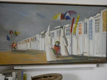 Sell Artworks: cabines fantômes