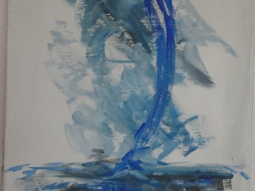 Sell Artworks: Voile Bleue