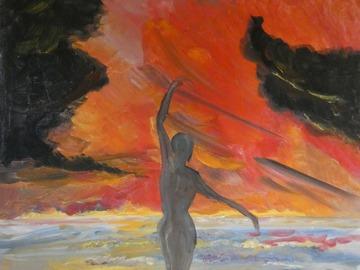 Sell Artworks: La danseuse du soir