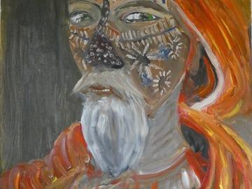 Sell Artworks: L ' homme mystérieux
