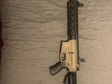 Selling: Lancer tactical or-107ct