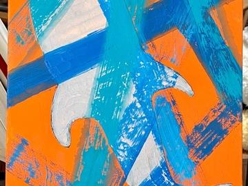 Sell Artworks: Fish shadow 「魚影」
