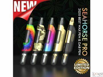 Post Now: Lookah Seahorse PRO 2021 Best Wax Pen & Dab Pen