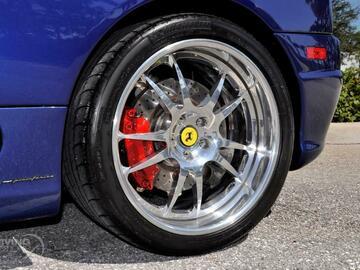 Selling: Ferrari HRE Wheels and tires