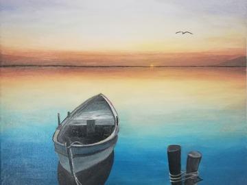 Sell Artworks: Solitude (Solitudine)