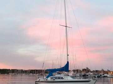 Tilbys: Super 33 fots seilbåt for korte eller lange turer