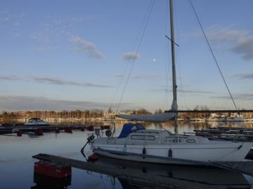 Tilbys: Solid seiler og turbåt, Albin Vega 27