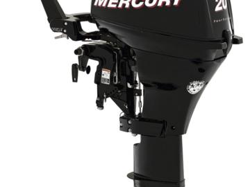 Ønskes: Hei, har behov for service på en Mercury 9.9 4 takter 2017 model