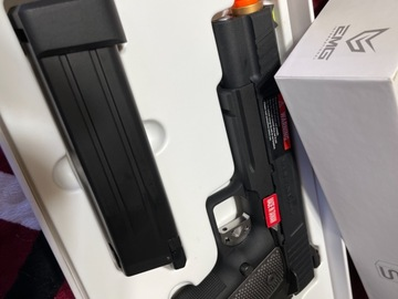 Selling: EMG / Salient Arms International 2011 DS 4.3 Airsoft Training Wea