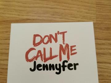 Vente: Carte cadeau Jennyfer (100€)