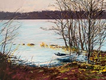 Sell Artworks: Winter Loch