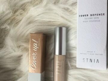 Venta: ETNIA. Base de maquillaje y contorno de ojos