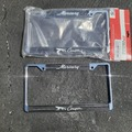 Selling with online payment: 67-70 Mercury Cougar License Plate covers