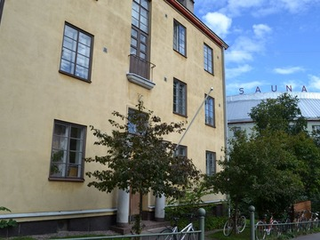 Annetaan vuokralle: A fully-furnished two-room apartment , Torkkelinmäki / Helsinki
