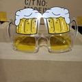 Liquidation/Wholesale Lot: Dozen Beer Goggle Sunglasses