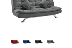 Selling with online payment: Amico fabric sofabed
