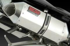 Liquidation/Wholesale Lot: Vance & Hines - 33509 - CS One Slip-On, Stainless Steel Muffler Z