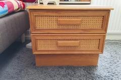Myydään: Bedside drawers