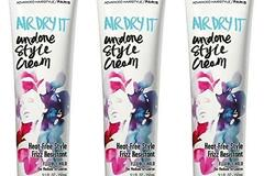 Liquidation/Wholesale Lot: LOREAL ADVANCED HAIRSTYLE AIR DRY IT UN-DONE STYLE CREAM 5.1 OZ (