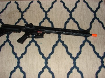 Selling: Airsoft rifle